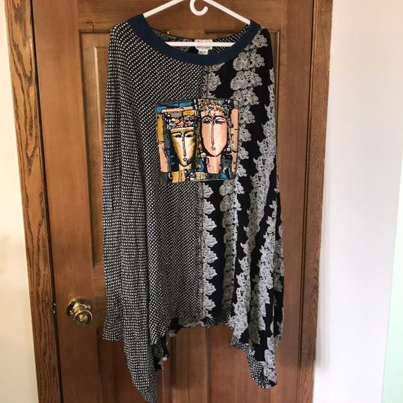 Jackets & Blazers - Women's 2X poncho